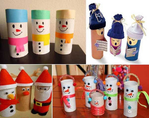 DIY Christmas Crafts For Kids  Top 38 Easy and Cheap DIY Christmas Crafts Kids Can Make