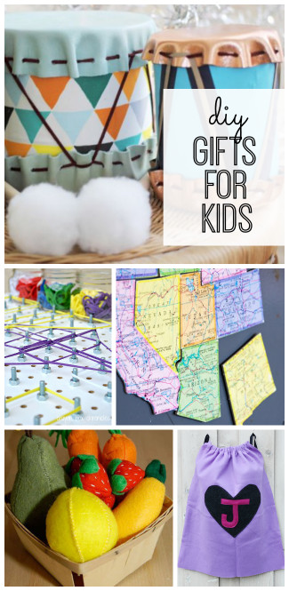 Diy Christmas Gift for Kids Awesome Diy Gifts for Kids My Life and Kids