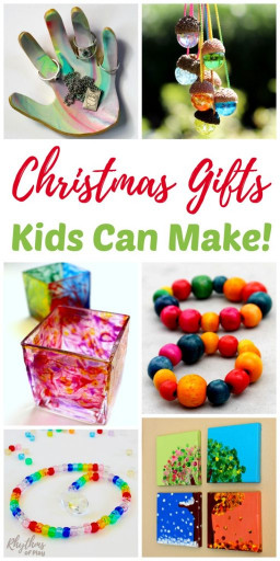 DIY Christmas Gift For Kids  Christmas Gifts Kids Can Make Rhythms of Play