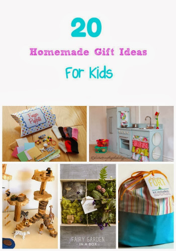 DIY Christmas Gift For Kids  Life With 4 Boys 20 Homemade Christmas Gift Ideas for Kids