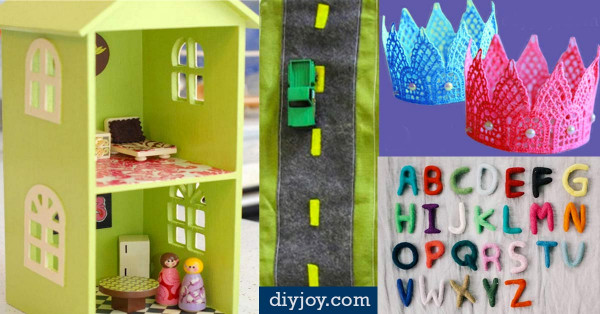 DIY Christmas Gift For Kids  41 Fun DIY Gifts to Make For Kids Perfect Homemade