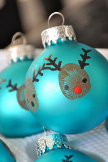 DIY Christmas Ornaments For Kids  35 DIY Ornaments to Make with Kids