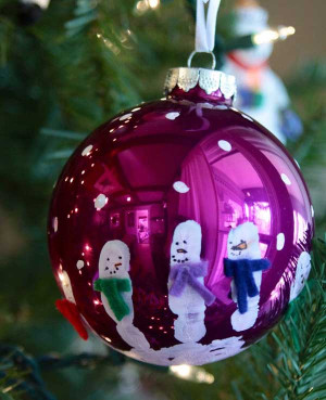 DIY Christmas Ornaments For Kids  Top 38 Easy and Cheap DIY Christmas Crafts Kids Can Make