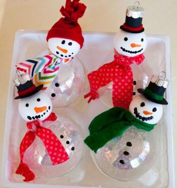 DIY Christmas Ornaments For Kids  Super Fun Kids Crafts Homemade Christmas Ornaments For