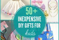 Diy Gifts for Kids New Diy Gifts for Kids
