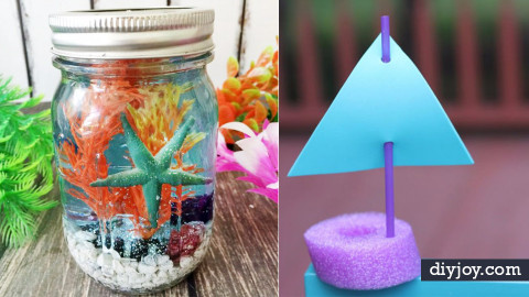DIY Ideas For Kids  37 Best DIY Ideas for Kids To Make This Summer