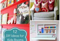 Diy Ideas for Kids Lovely 12 Diy Ideas for Kids Rooms Diy Home Decor
