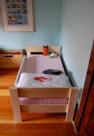 DIY Kids Bed  10 Cool DIY Kids Beds