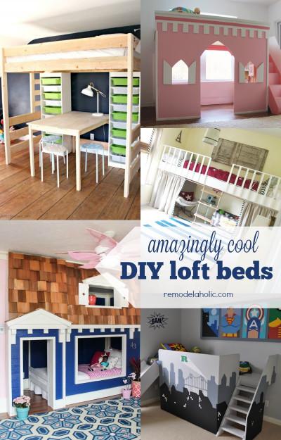 DIY Kids Bed  Remodelaholic