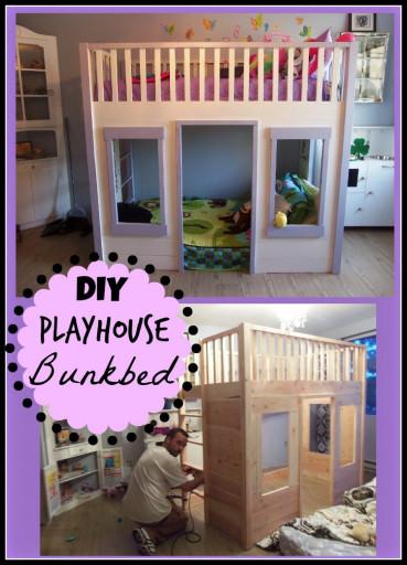 DIY Kids Bed  Kids Rooms How To Organize Your Kids Bedroom & DIY House