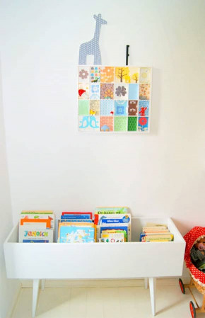 DIY Kids Book Shelf  8 Clever Ways To Display Your Child s Books