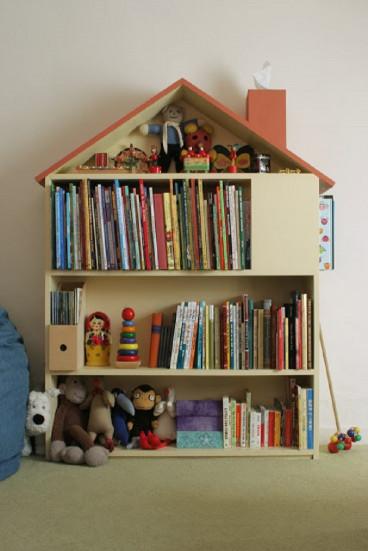 DIY Kids Book Shelf  Diy Kids Book Shelf Thechurchoffashion