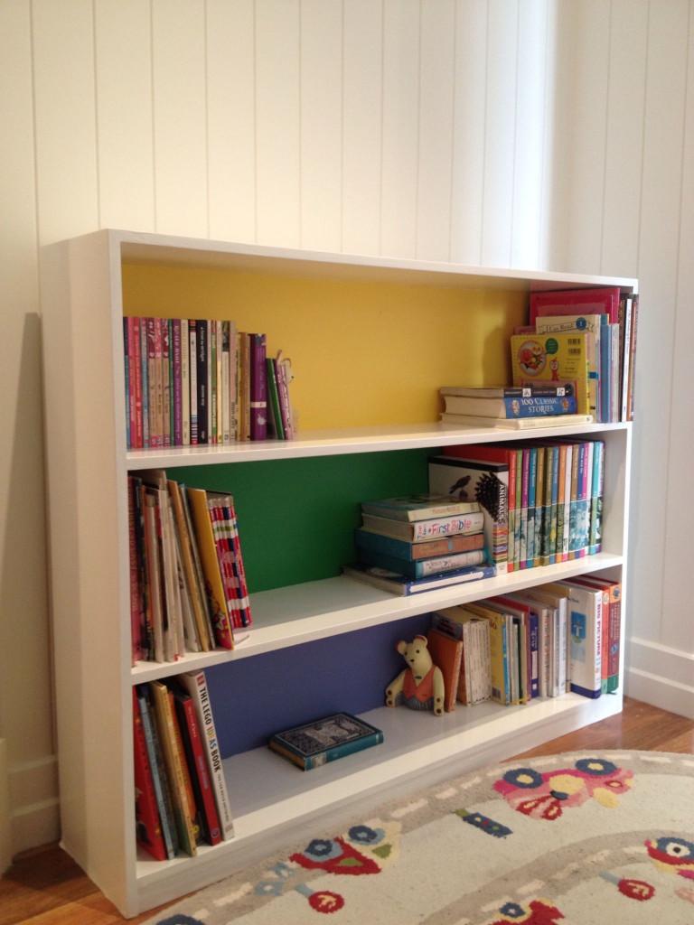 DIY Kids Book Shelf  DIY kids bookshelf For the Home