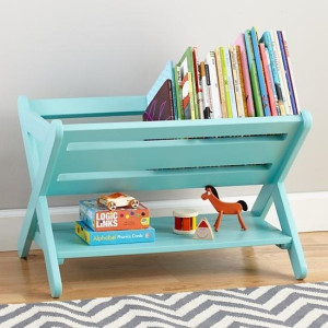 DIY Kids Bookshelf  25 Really Cool Kids' Bookcases And Shelves Ideas