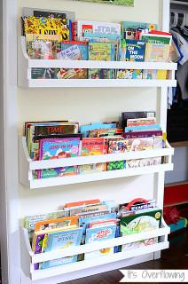 DIY Kids Bookshelves  Craftionary