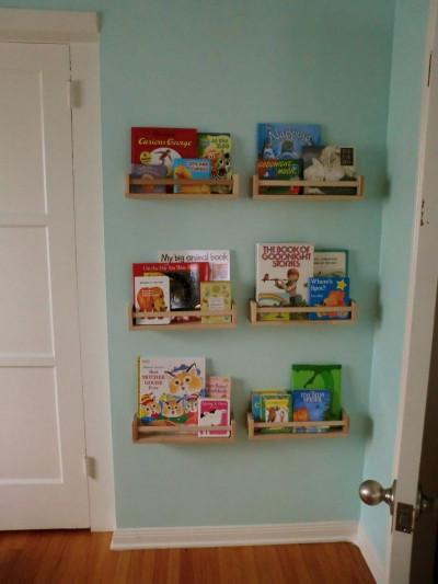 DIY Kids Bookshelves  DIY children s bookshelves I m always looking for ways to