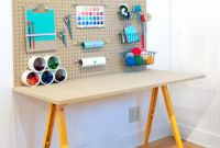 Diy Kids Desks Lovely 10 Diy Kids' Desks for Art Craft and Studying Shelterness