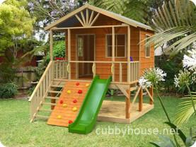DIY Kids Playhouse  Cubbyhouse kits Diy Handyman Cubby house Cubbie house