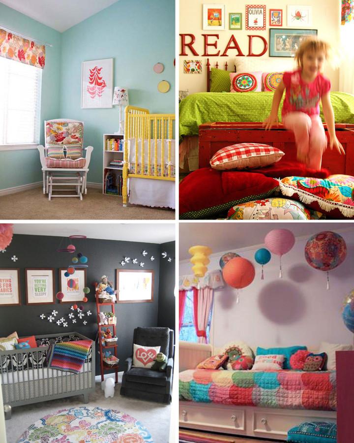 DIY Kids Room  DIY Friday Kids Room Inspiration