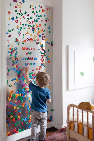 DIY Kids Room  Top 28 Most Adorable DIY Wall Art Projects For Kids Room