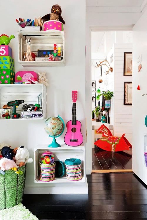 DIY Kids Room  11 Space Saving DIY Kids' Room Storage Ideas that Help