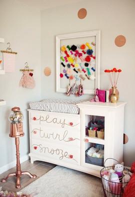 DIY Kids Room  14 Cool DIY Kids Room Dresser Makeovers