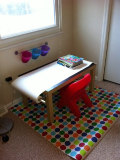 DIY Kids Table  15 Cool DIY Kids Tables From IKEA