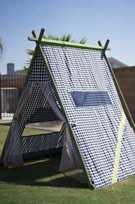 DIY Kids Tent  Craftionary