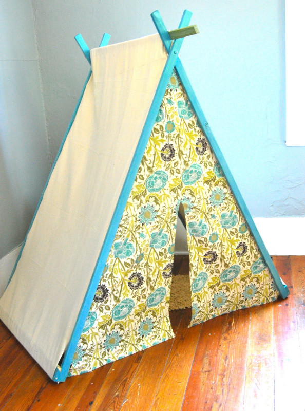 Diy Kids Tent Unique the Feminist Housewife Diy Play Tent