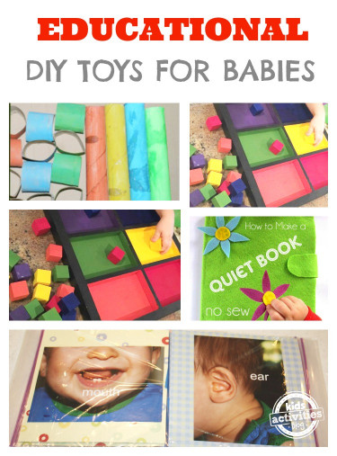 DIY Kids Toys  DIY Toys for Babies