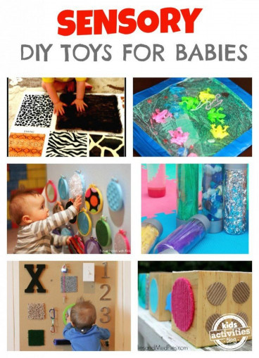 DIY Kids Toys  Best 25 Homemade baby toys ideas on Pinterest