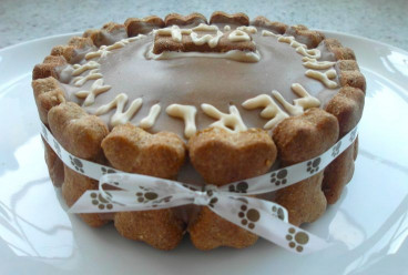 Dog Birthday Cake Recipe  1000 ideas about Dog Birthday Cakes on Pinterest