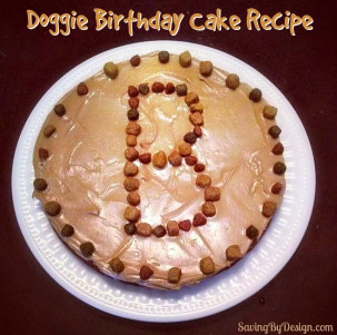 Dog Birthday Cake Recipe  Doggie Birthday Cake Recipe A Special Treat for Your Pet