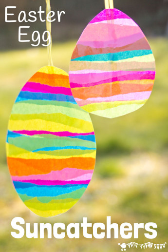 Easter Craft Ideas For Kids  25 Cute and Fun Easter Crafts for Kids Crazy Little Projects