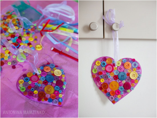 Easy Activities For Kids  Valentine s Craft Activity Inspiration Easy Crafts for