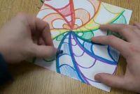 Easy Art for Kids Inspirational Easy Op Art Design for Kids