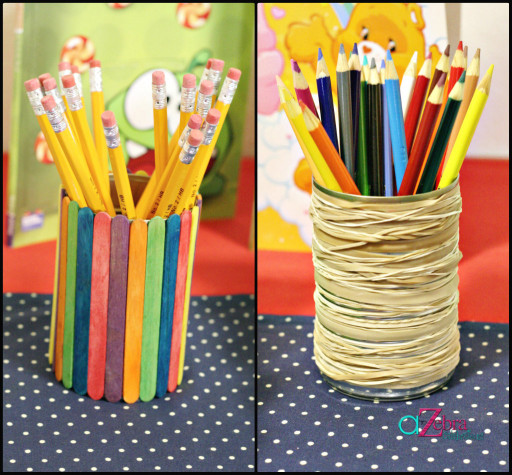 Easy Craft Ideas For Kids At School  24 Back to School Crafts & Activities for Kids