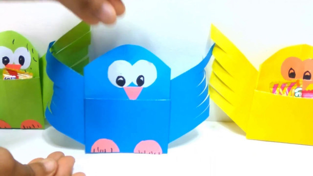 Easy Craft Ideas For Kids At School  Easy Back To School DIY Paper Crafts Ideas For Kids Kids