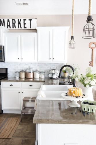 Easy Kitchen Backsplash  7 DIY Kitchen Backsplash Ideas that Are Easy and