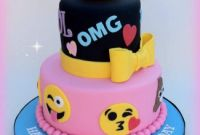 Emoji Birthday Cake Luxury the Best Emoji Cakes