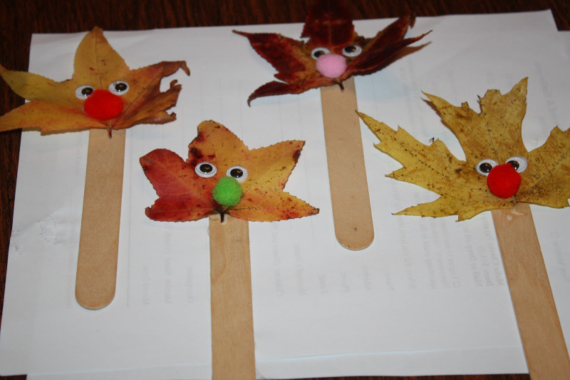 Fall Craft Idea For Kids  Fun Fall Projects for Kids The Chirping Moms