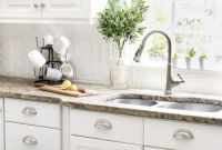 Farmhouse Kitchen Backsplash Beautiful Diy Pressed Tin Kitchen Backsplash Bless Er House