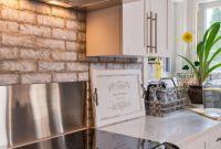Farmhouse Kitchen Backsplash Inspirational Whitewashed Brick & Reclaimed Barn Wood Shiplap Interiors