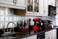 Farmhouse Kitchen Backsplash Luxury Farmhouse Kitchen 4 Of 16 – Tin Backsplash