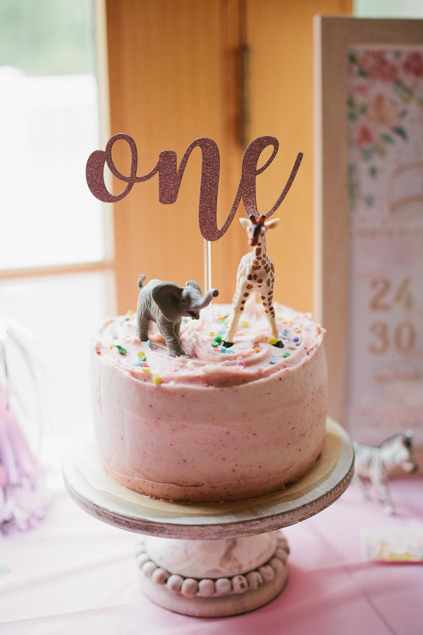 First Birthday Cake  1st Birthday Cake Sallys Baking Addiction