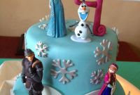 Frozen Birthday Cake Awesome Sugar Love Cake Design Frozen Birthday Cake