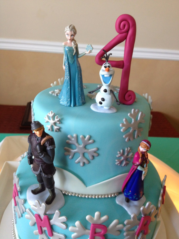 Frozen Birthday Cake Awesome Sugar Love Cake Design Frozen Birthday Cake