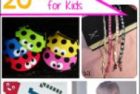 Fun Crafts to Do with Kids New 20 Crafts to Do with Kids This Summer