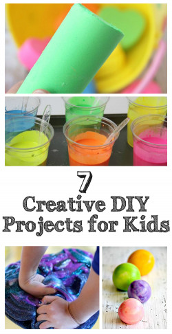 Fun DIYs For Kids  Top 7 Creative DIY projects for Kids Nifty DIYs