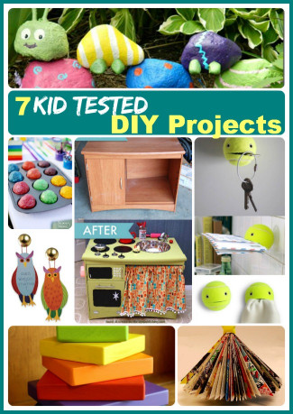 Fun DIYs For Kids  Kids Crafts Fun Crafts that Children Will Love DIY